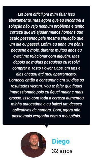 Testo Power Caps